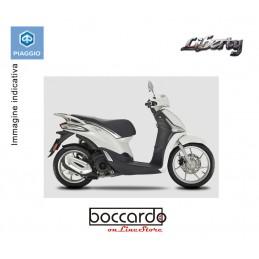 Coprigambe originale Piaggio per scooter ruote alte Piaggio Liberty in tutte le cilindrate