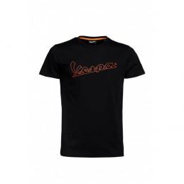 T shirt colors logo fluo...