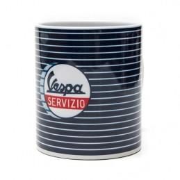 Tazza in ceramica con grafiche Vespa