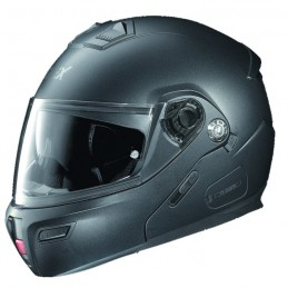 Casco Integrale apribile GREX serie G9.1 EVOLVE. Colore grafite.