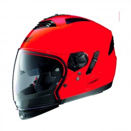 Casco GREX CROSSOVER G4 PRO KINETIC N COM rosso.