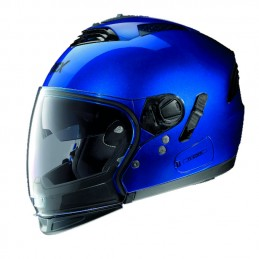 Casco GREX CROSSOVER G4 PRO KINETIC N COM Blu met.