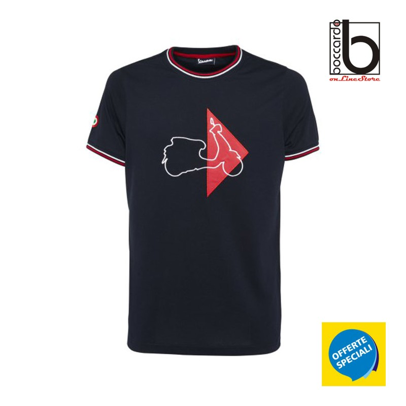 T-shirt Vespa Modernist