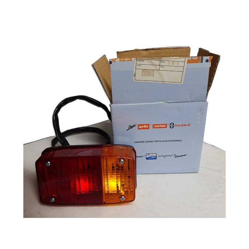 Fanalino posteriore APE 50 TL4- APE CAR P2/P3