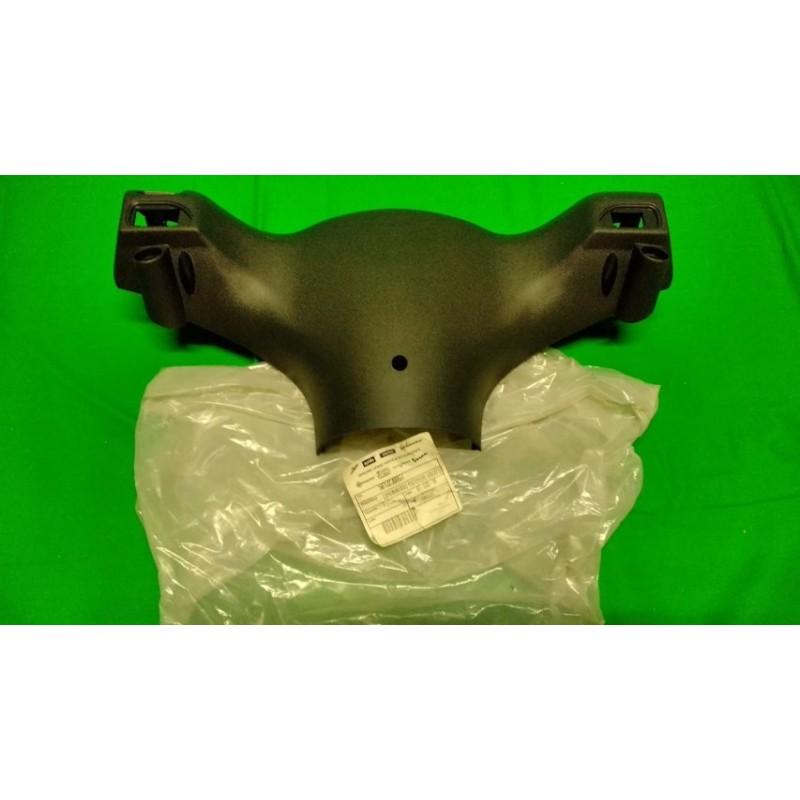 Coprimanubrio Posteriore  Piaggio per Zip 50/100 Ricambio codice 58132300G7 colore Grigio 529