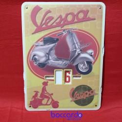 Calendario Perpetuo Vespa 1948