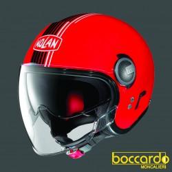Casco Nolan N21 Visor Joie De Vivre 32 Corsa Red