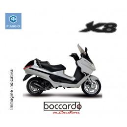 Caprigambe originale per scooter Piaggio X8