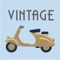 Ricambi vintage per Vespa e scooter